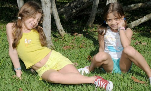 TPI - Aline and Lilly